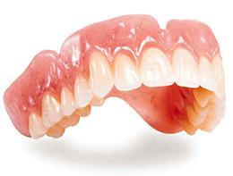 Kivehető fogsor készítés